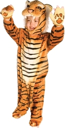 ANIMALS -  LIL'TIGER COSTUME ( CHILD)