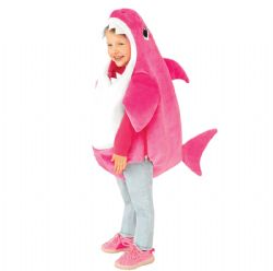 ANIMALS -  MOMMY SHARK COSTUME (CHILD - SMALL 4-6)