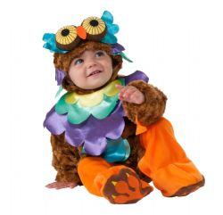 ANIMALS -  NIGHT OWL COSTUME (INFANT & TODDLER) -  OWL