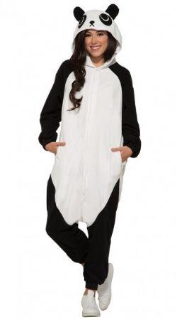 ANIMALS -  PANDA COSTUME (ADULT -  ONE SIZE)