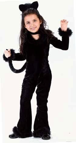 ANIMALS -  PLAYFUL KITTY COSTUME (CHILD) -  CAT