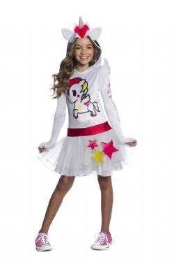 ANIMALS -  STELLINA COSTUME (CHILD) -  UNICORN