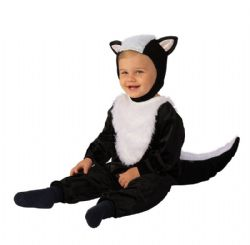 ANIMALS -  SWEET LITTLE SKUNK COSTUME (INFANT & TODDLER) -  SKUNK