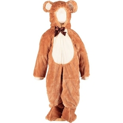 ANIMALS -  TEDDY BEAR COSTUME (TODDLER AND INFANT) -  BEAR