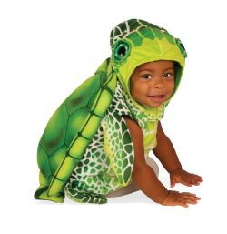 ANIMALS -  TURTLE COSTUME (INFANT & TODDLER) -  TURTLE