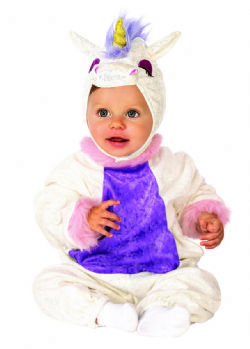 ANIMALS -  UNICORN COSTUME (INFANT & TODDLER) -  LICORNE