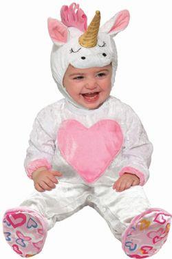 ANIMALS -  UNICORN COSTUME (INFANT) -  UNICORN
