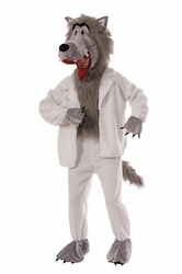ANIMALS -  WOLF IN SHEEP'S CLOTHING COSTUME (ADULT - STANDARD 40-42)