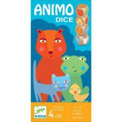 ANIMO DICE (MULTILINGUAL)