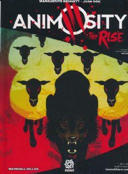ANIMOSITY -  THE RISE HC