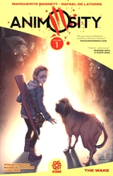 ANIMOSITY -  THE WAKE TP 01