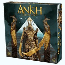 ANKH : GODS OF EGYPT -  BASE GAME (ENGLISH)