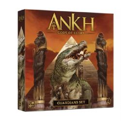 ANKH : GODS OF EGYPT -  GUARDIANS (ENGLISH)