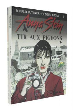 ANNA STEIN -  BD USAGÉS TOME 01 À 03