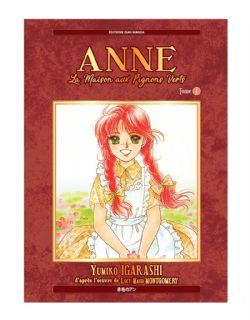 ANNE LA MAISON AUX PIGNONS VERTS 01