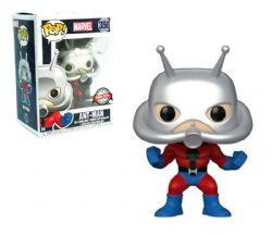 ANT-MAN -  POP! VINYL BOBBLE-HEAD OF ANT-MAN (SPECIAL EDITION) (4