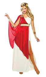 ANTIQUITY -  LADY CEASAR COSTUME -  ROME