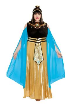 ANTIQUITY -  QUEEN CLEOPATRA COSTUME (ADULT - X-LARGE) -  EGYPT