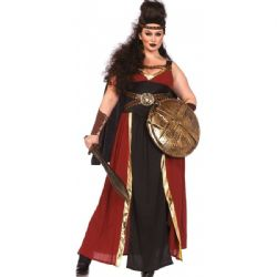 ANTIQUITY -  REGAL WARRIOR COSTUME (PLUS SIZE)