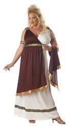 ANTIQUITY -  ROMAN EMPRESS COSTUME (ADULTE - PLUS SIZE) -  ROME