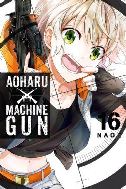 AOHARU X MACHINE GUN -  (ENGLISH V.) 16