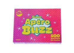 APÉRO -  SUPER APÉRO BUZZ - 500 QUESTIONS TRÈS INSOLITES