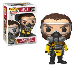 APEX LEGENDS -  POP! VINYL FIGURE OF CAUSTIC (4 INCH) 548
