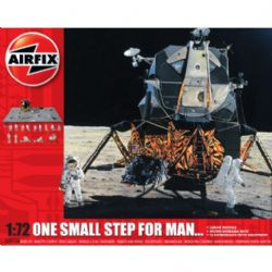 APOLLO -  ONE SMALL STEP FOR MAN... 1/72 (LEVEL 2)