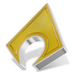 AQUAMAN -  SUPERHEROES SYMBOLS: AQUAMAN™ EMBLEM -  2021 NEW ZEALAND MINT COINS 03