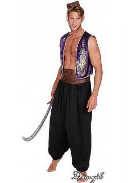 ARABIAN -  ARABIAN PRINCE COSTUME (ADULT)