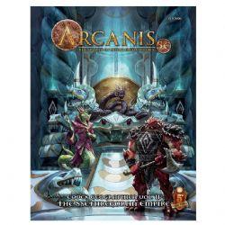 ARCANIS -  ARCANIS 5E THE SSETHREGORAN EMPIRE HC