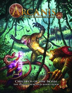ARCANIS -  CHILDREN OF THE SCALE (ENGLISH) 5