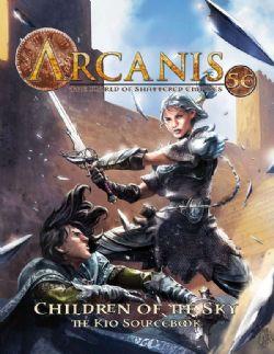 ARCANIS -  CHILDREN OF THE SKY 5