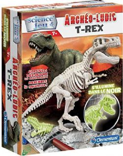 ARCHÉO-LUDIC -  T-REX - FLUO