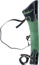 ARCHERY ACCESSORIES -  RANGER QUIVER - GREEN
