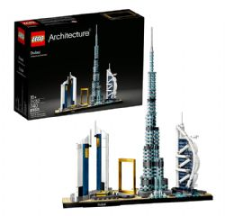 ARCHITECTURE -  DUBAI (740 PIECES) 21052