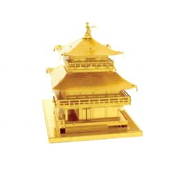 ARCHITECTURE -  GOLD KINKAKU-JI - 3 SHEETS