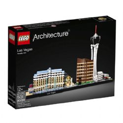 ARCHITECTURE -  LAS VEGAS (501 PIECES) 21047