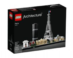 ARCHITECTURE -  PARIS (649 PIECES) 21044