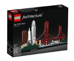 ARCHITECTURE -  SAN FRANCISCO (565 PIECES) 21043