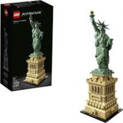 ARCHITECTURE -  STATUE OF LIBERTY (1685 PIECES) 21042