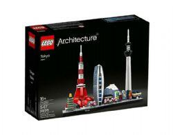ARCHITECTURE -  TOKYO (547 PIECES) 21051