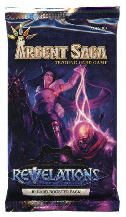 ARGENT SAGA -  BOOSTER PACK (P10/B24) -  REVELATIONS