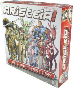 ARISTEIA! -  ARISTEIA! THE ULTIMATE SPORT SHOW (ENGLISH)