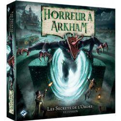 ARKHAM HORROR -  LES SECRETS DE L'ORDRE (FRENCH) -  3RD EDITION