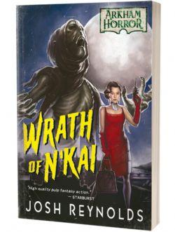 ARKHAM HORROR : NOVELLA -  WRATH OF N'KAI (ENGLISH)
