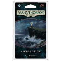 ARKHAM HORROR : THE CARD GAME -  A LIGHT IN THE FOG (ENGLISH) -  THE INNSMOUTH CONSPIRACY 5