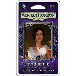 ARKHAM HORROR : THE CARD GAME -  JACQUELINE FINE INVESTIGATOR DECK (ENGLISH)