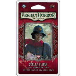 ARKHAM HORROR : THE CARD GAME -  STELLA CLARK INVESTIGATOR DECK (ENGLISH)