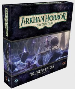 ARKHAM HORROR : THE CARD GAME -  THE DREAM EATERS (ENGLISH)